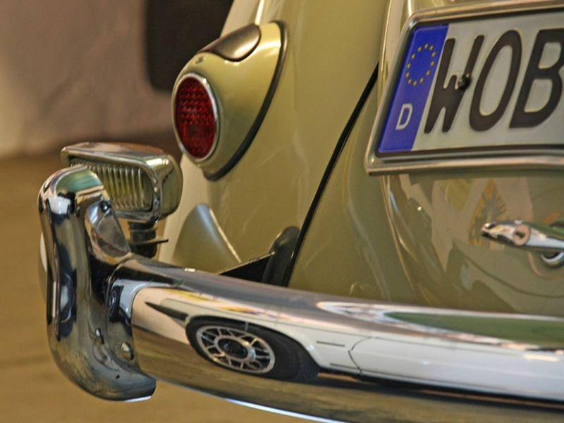 Volkswagen 經典零件