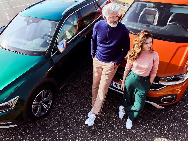 Volkswagen 外觀