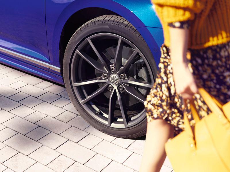 Volkswagen輪轂