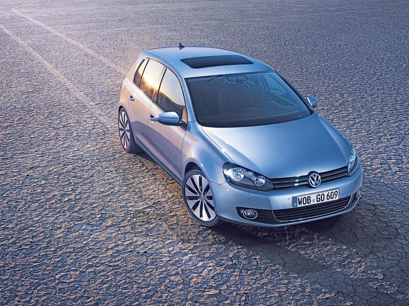 A VW Golf 6 – service intervals for your model