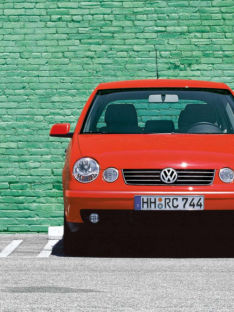 A VW Polo 4 – service intervals for your model