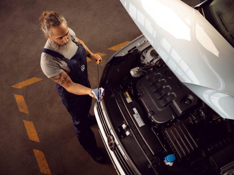Volkswagen 車輛檢查