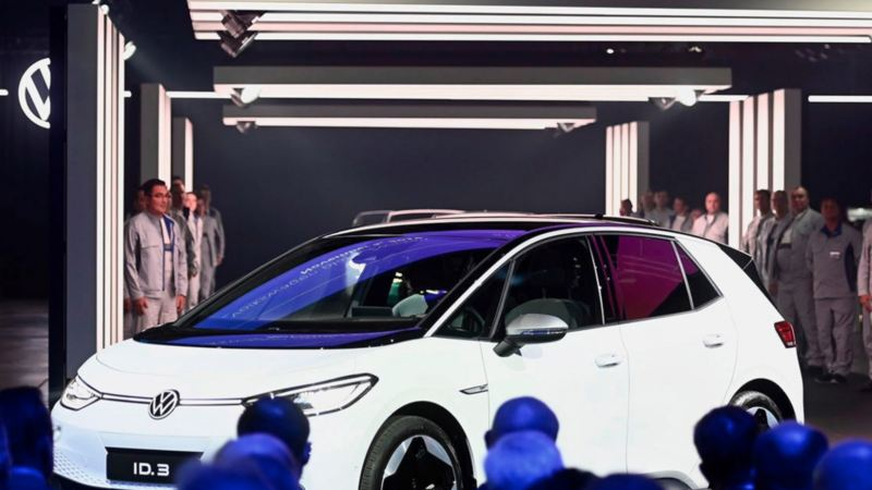 Volkswagen canarias ID.3.