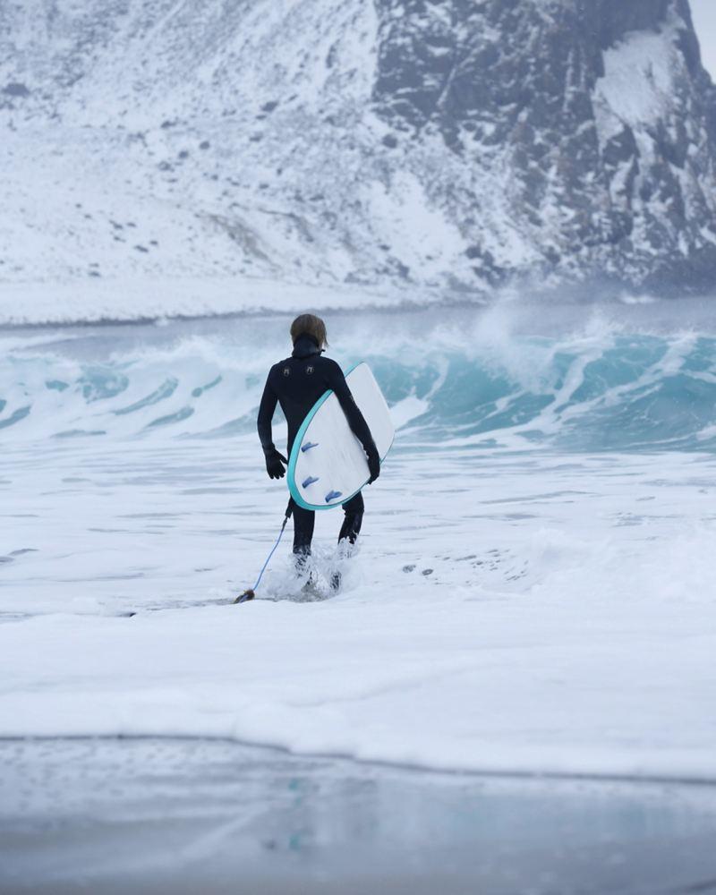 Att tajma vågorna rätt är livsviktigt