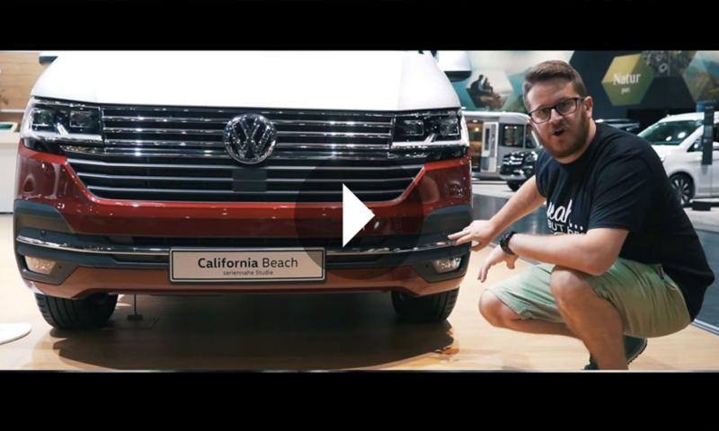 A Bus And Beyond testar VW California T6.1