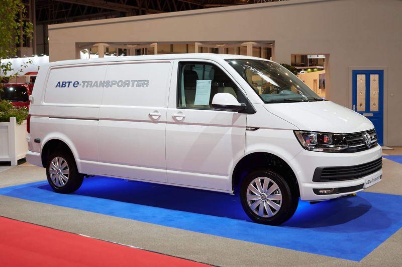 VW ABT e-Transporter