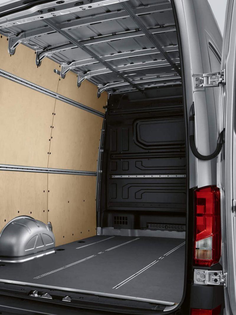 e-Crafter interior