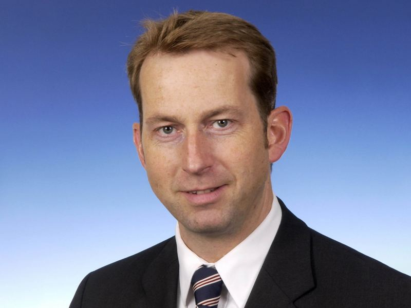 Carl zu Dohna, Director of VW Vans portrait