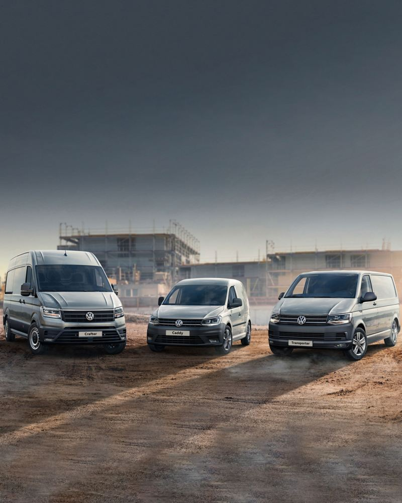 Safety comes as standard - award for Van Safety