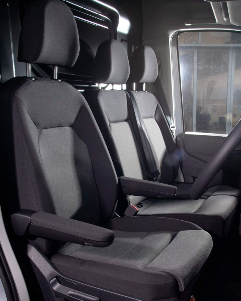 Van interior seats