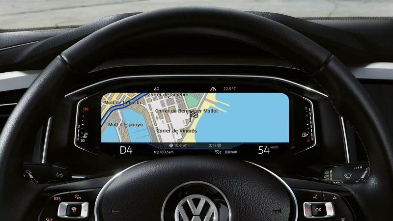 Active Info Display Polo GTI