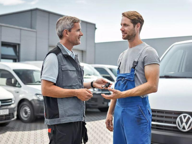 Agenda una cita de servicio en línea para tu auto Volkswagen de forma sencilla y segura.