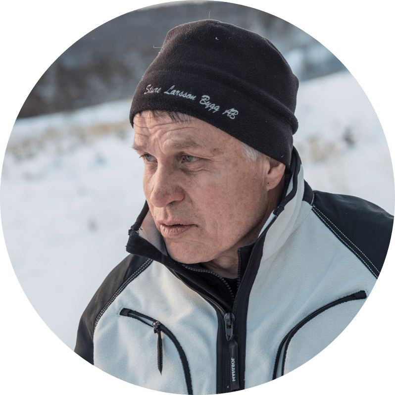 Alf Martin Fjällgren, same och renskötare