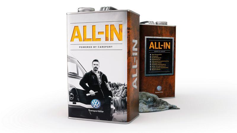 Volkswagen All-in burk
