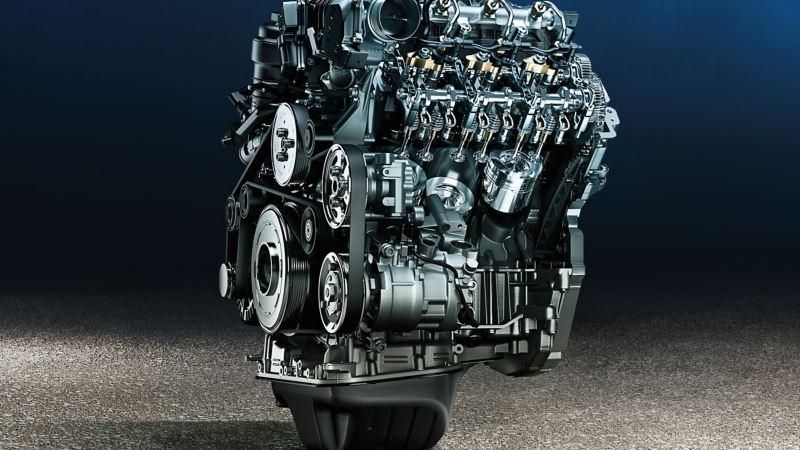vw Volkswagen Amarok Aventura motor 3 liters v6 258 hk automatgir pickup dobbelkabin 4motion firehjulstrekk 4x4