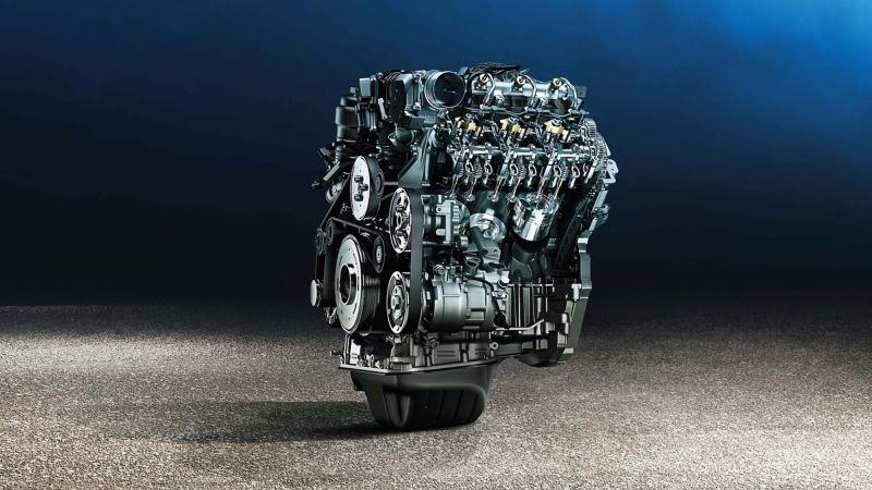 Slinik Volkswagen Amarok V6.