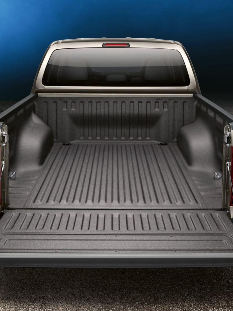 Bred flakyta i VW Amarok pickup