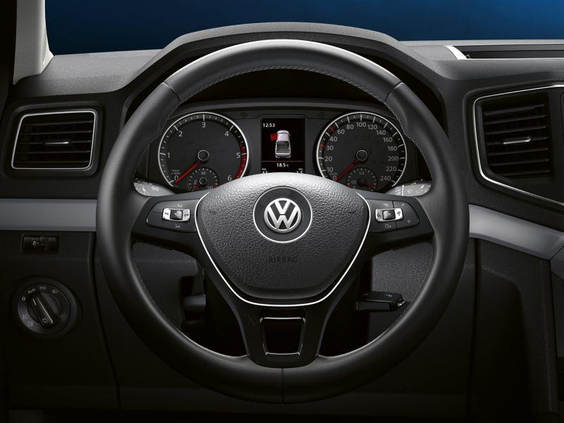 Ratt i VW Amarok pickup