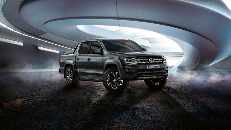 Volkswagen Amarok Dark Label V6.
