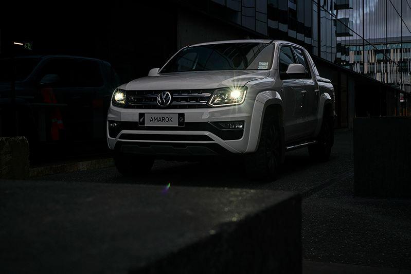 Amarok V6 urban