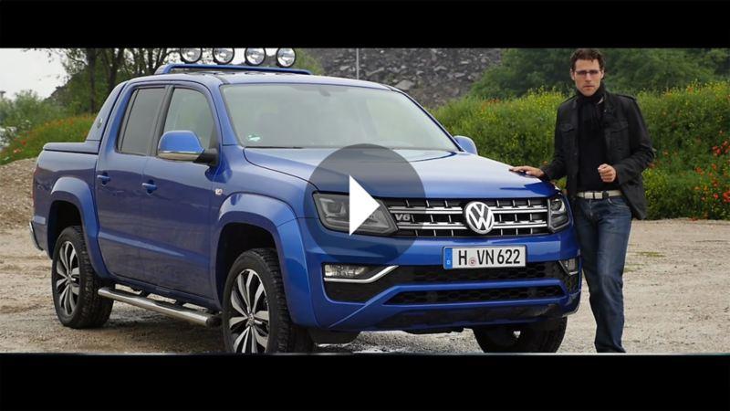 Autogefühl testar Volkswagen Amarok