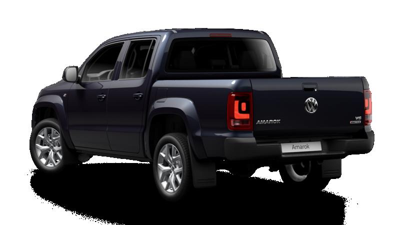 VW Amarok Comfortline pickup