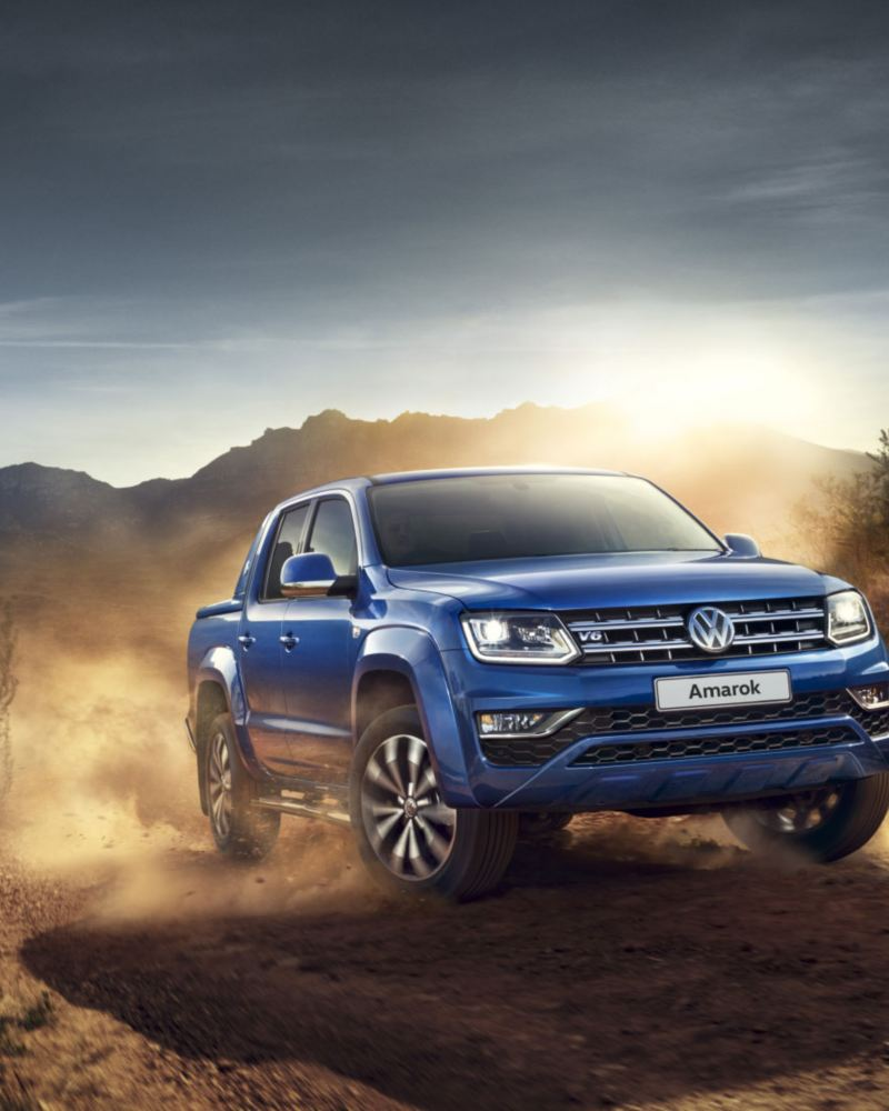 Amarok Drive Experience