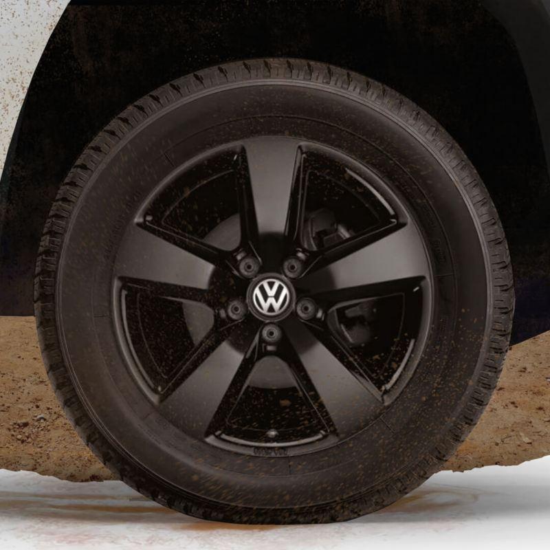 Rines Aragonit Black Volkswagen
