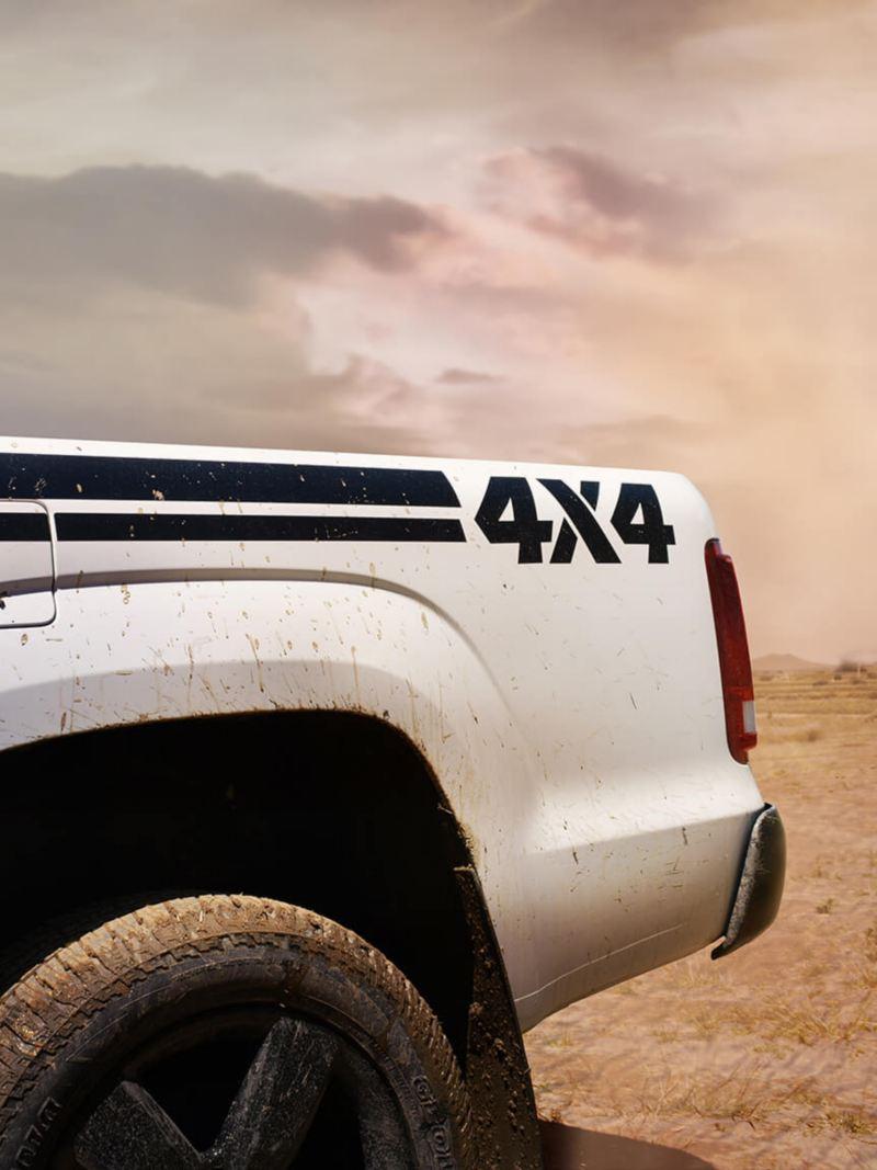 Amarok Dune 4x4