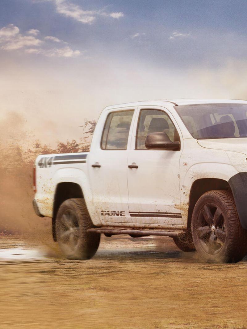 Pickup Amarok Dune