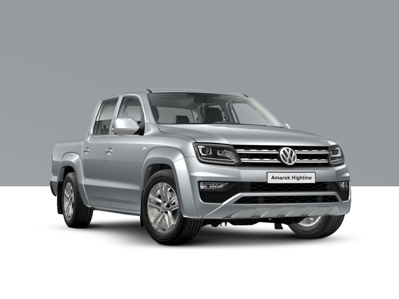 Amarok Highline 2.0l Pick Up Doble Tracción