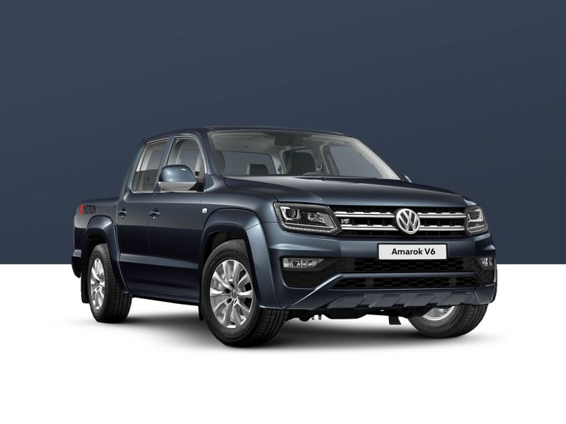 Amarok Highline V6 Pick Up Doble Tracción