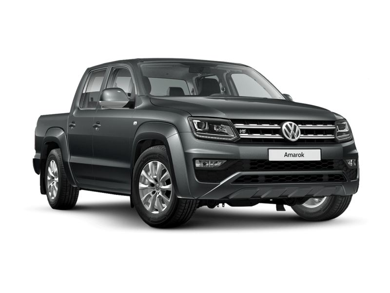 Amarok Highline Gris Indium