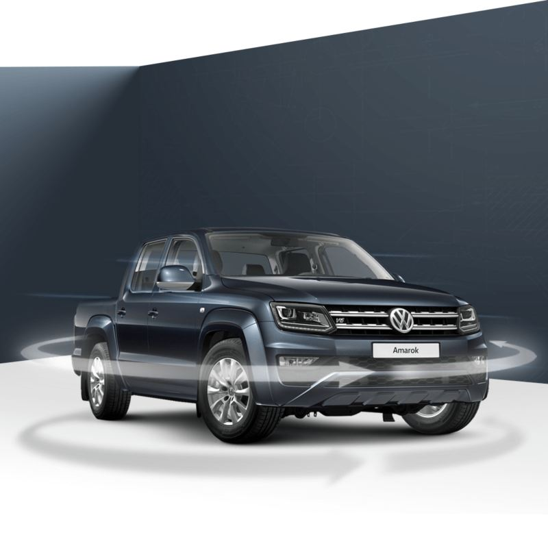 Amarok Highline Vista 360°