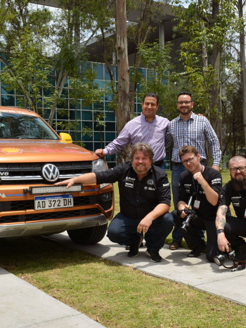 Proyecto Amarok V6 Panamericana