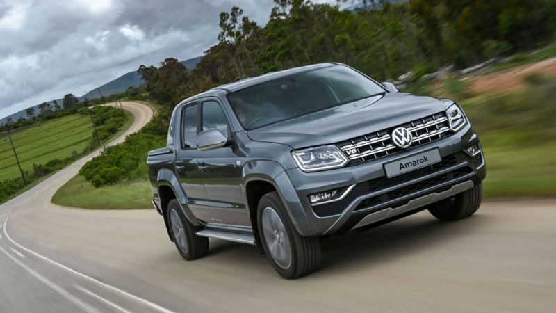 Amarok Prices and Options