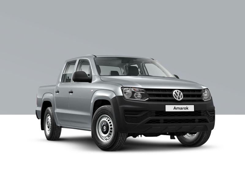 Amarok Trendline 4x4 camioneta pickup