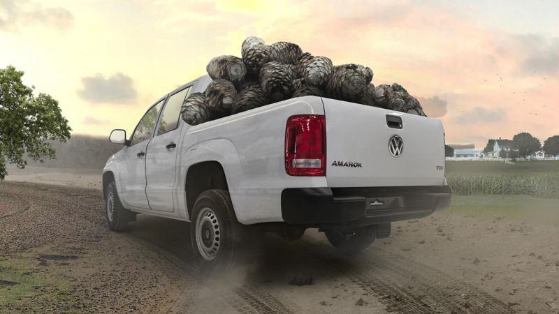 Amarok Trendline capacidad de carga