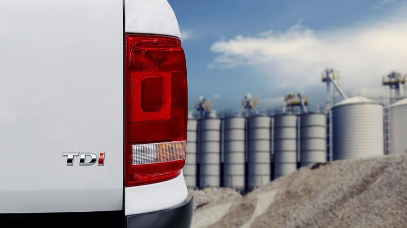 Luces traseras pick up Amarok Trendline