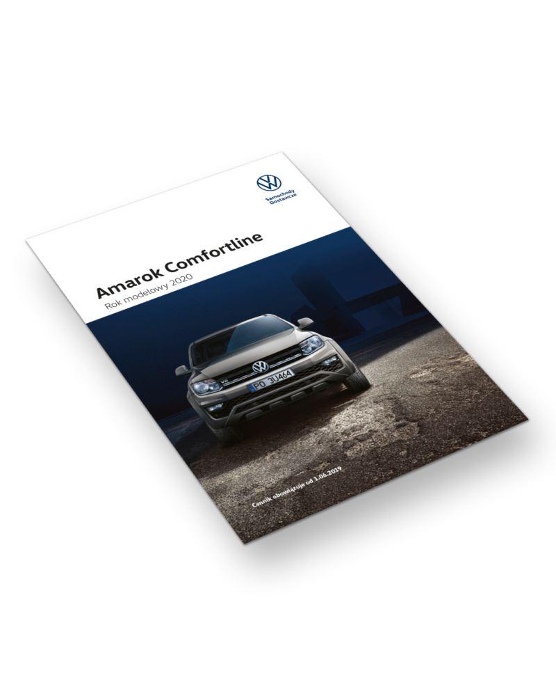 Cennik Volkswagen Amarok Comfortline.