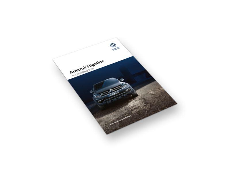 Cennik Volkswagen Amarok Highline.
