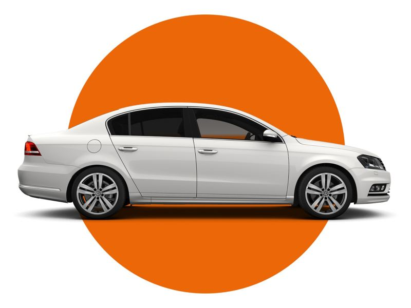 Approved Used Volkswagen car