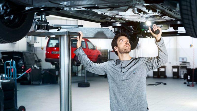 Entretenir Volkswagen Véhicules Utilitaires Après-vente