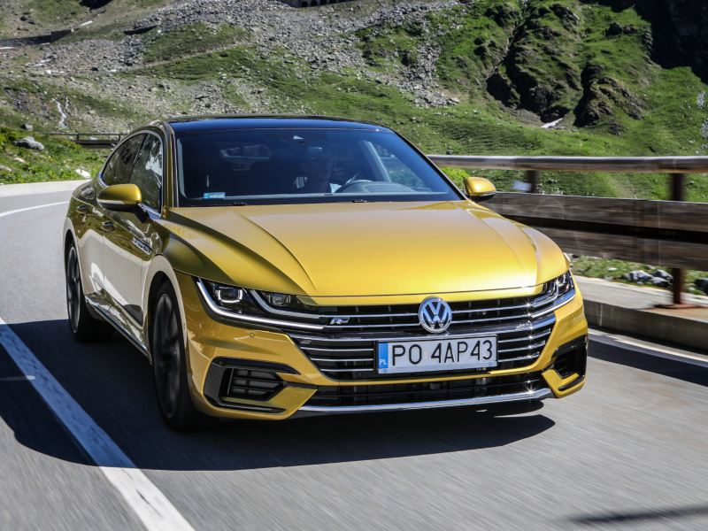 Volkswagen Arteon wybrany najlepszym autem klasy średniej w Polsce