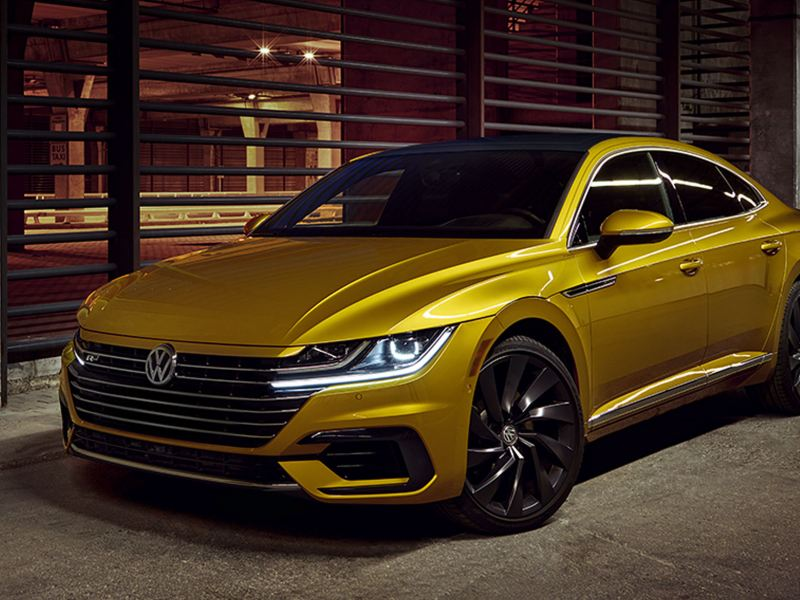 The Arteon R-Line