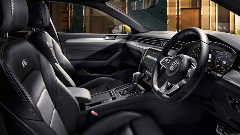 VW Arteon interior