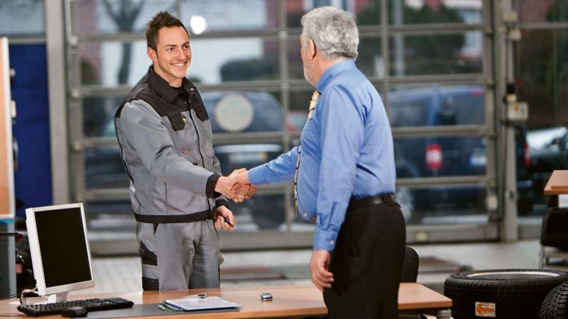Contacter partenaire réseau Volkswagen Véhicules Utilitaires