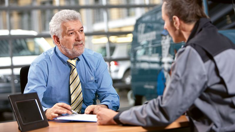 Contacter SAV Volkswagen Véhicules Utilitaires