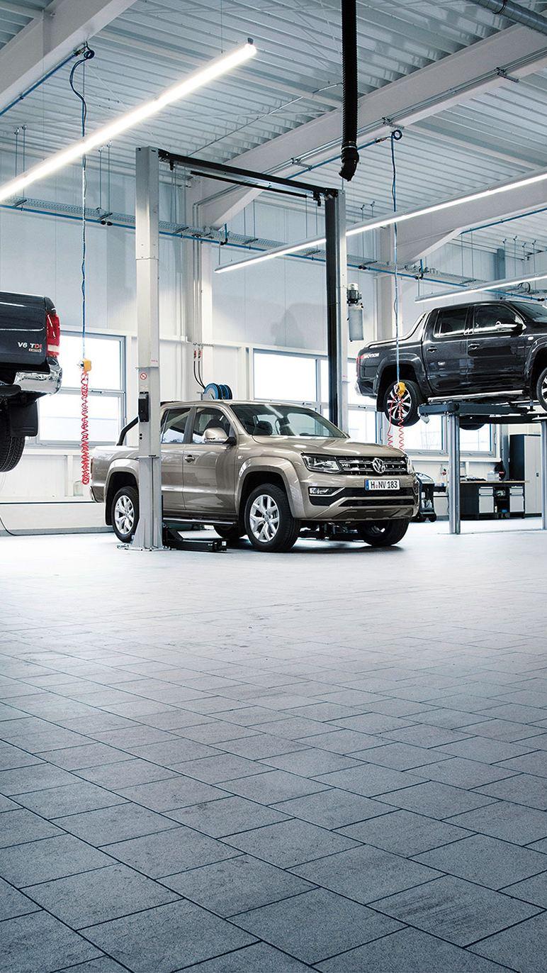 VW Service Plans