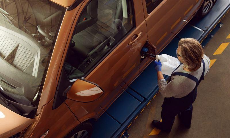Ricambi Originali Volkswagen Veicoli Commerciali.